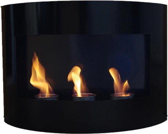 Bio-ethanol sfeerhaard Bonn zwart