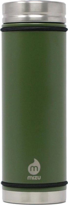 MIZU - 360 V7 - Enduro Army Green LE w V-Lid