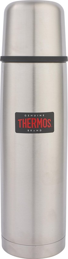Thermos Isoleerfles - Thermax - 750 Ml - Zilver
