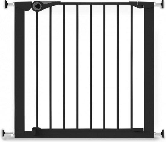 Noma Veiligheidshekje Easy Pressure Fit 75-82 cm metaal zwart 94313